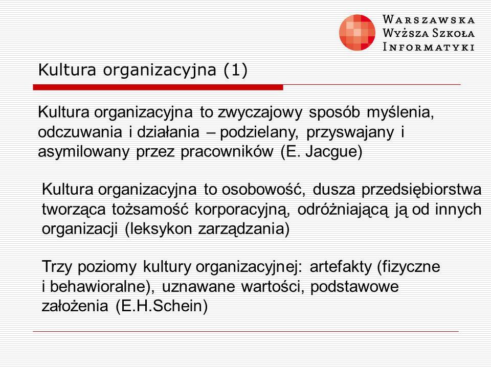 Kultura organizacyjna (1)