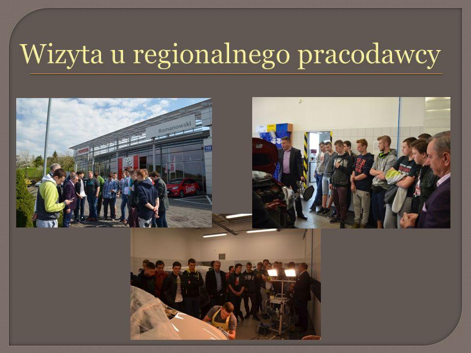 Wizyta u regionalnego pracodawcy