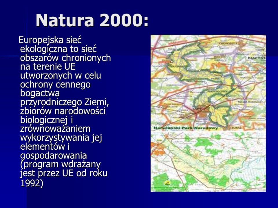 Natura 2000: