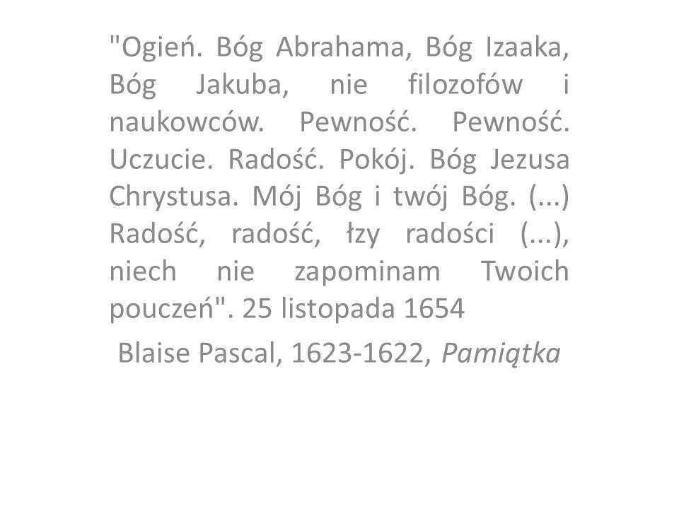 Blaise Pascal, 1623-1622, Pamiątka