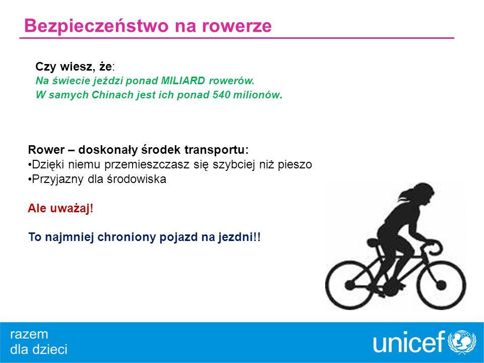 Bezpieczeństwo na rowerze