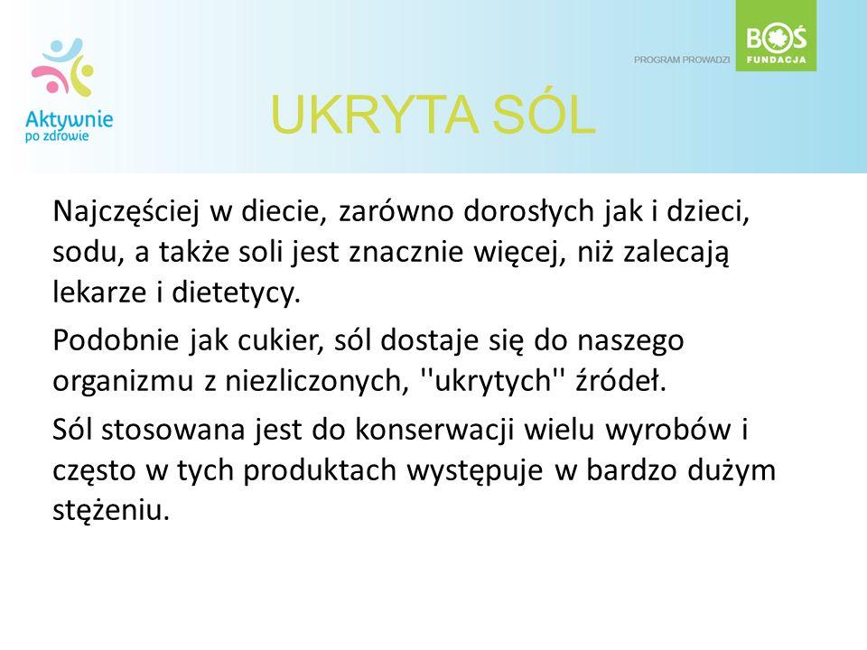 UKRYTA SÓL