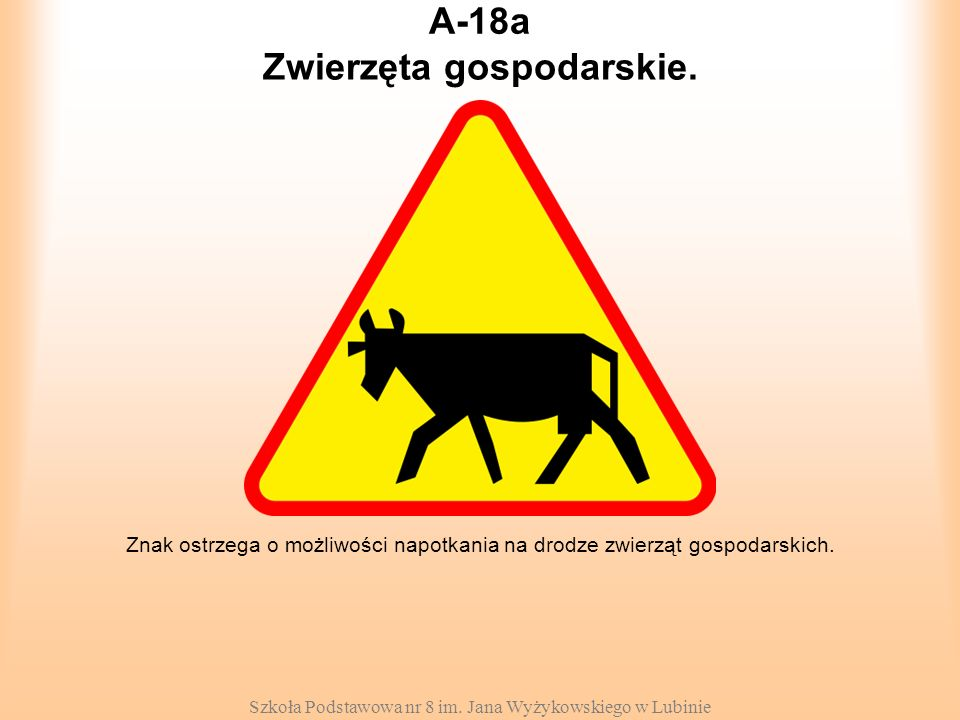 Zwierzęta gospodarskie.
