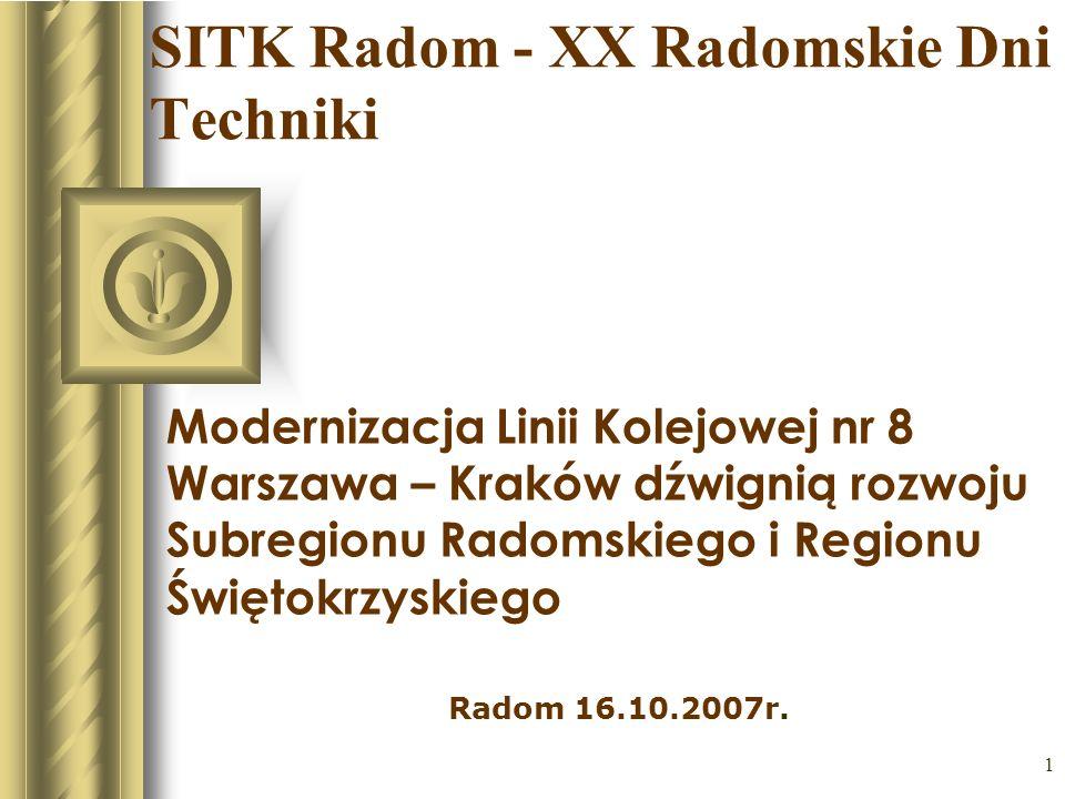 SITK Radom - XX Radomskie Dni Techniki