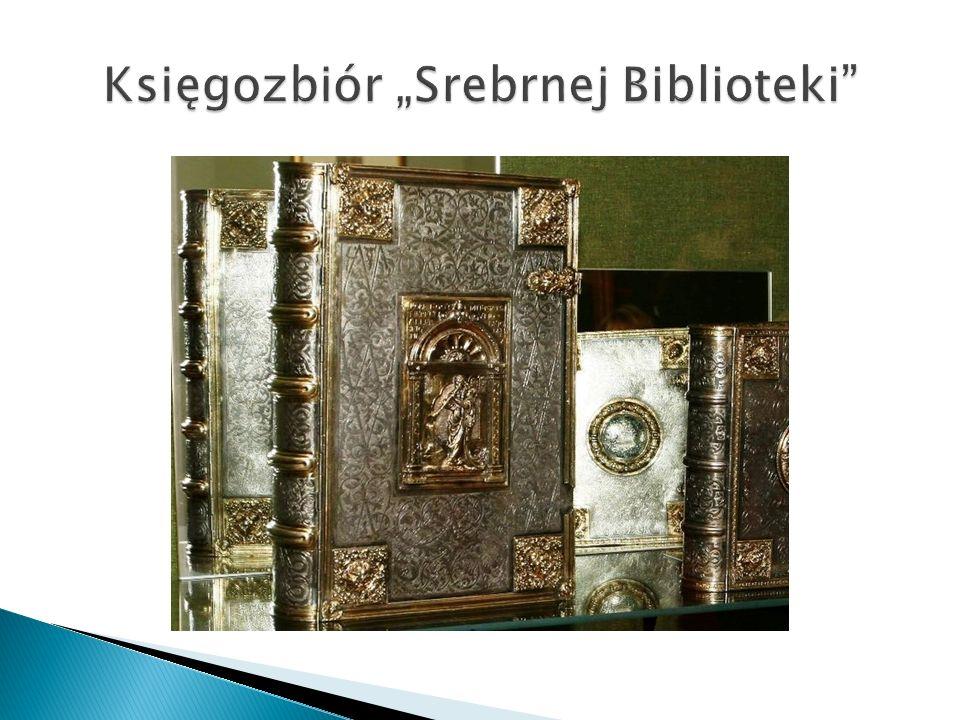 "Księgozbiór ""Srebrnej Biblioteki"