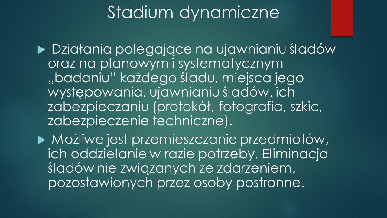 Stadium dynamiczne
