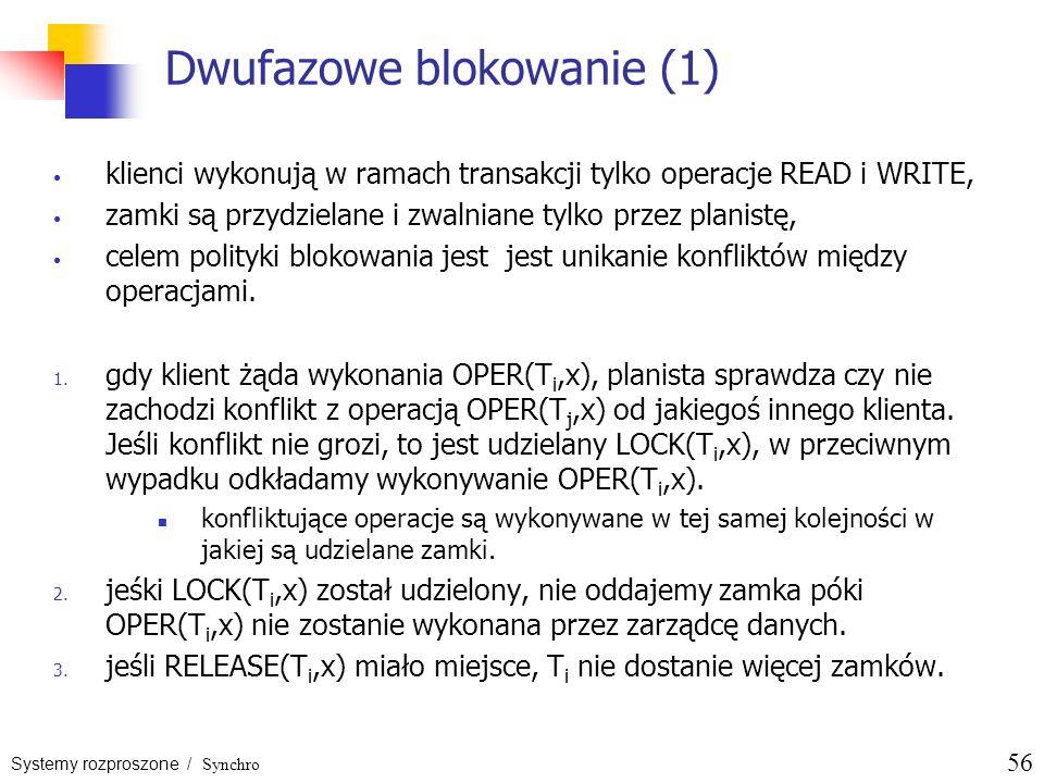Dwufazowe blokowanie (1)