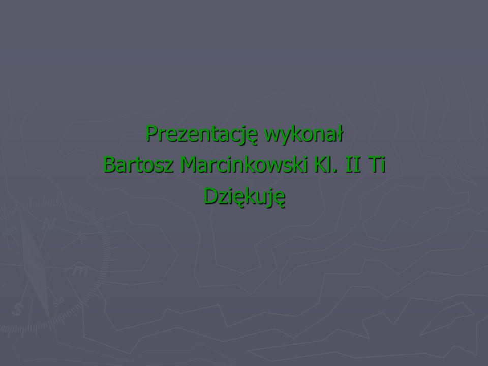 Bartosz Marcinkowski Kl. II Ti