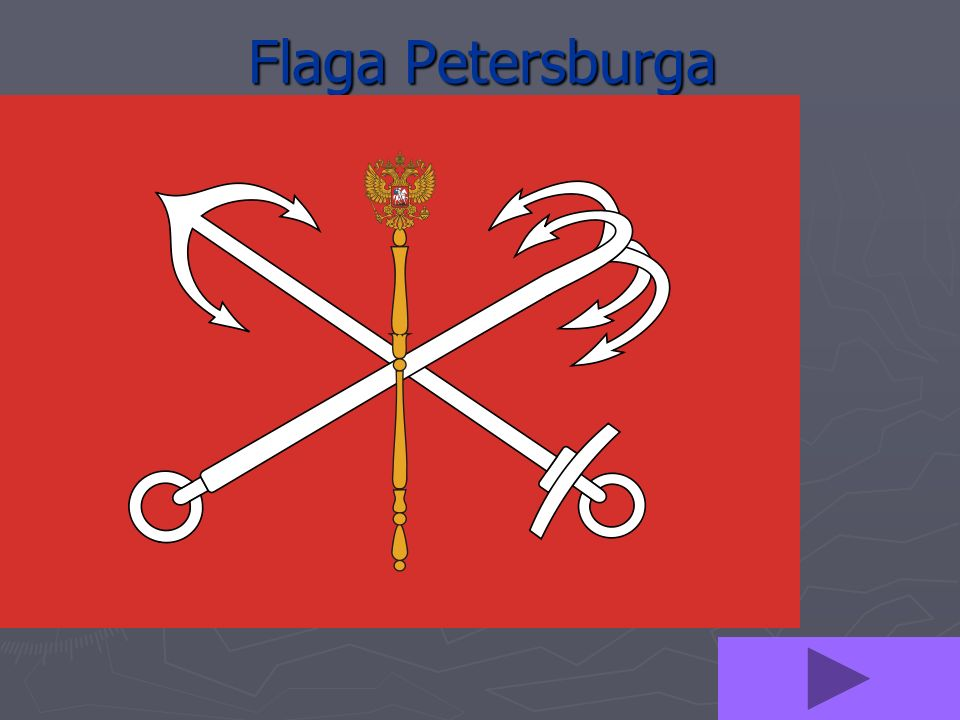 Flaga Petersburga