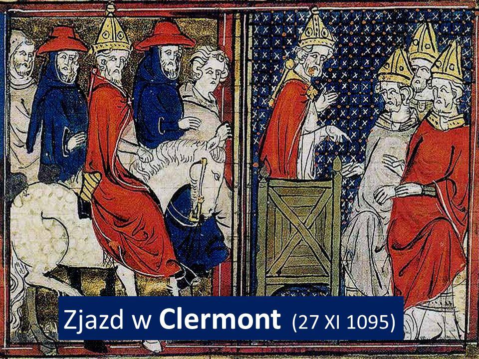 Zjazd w Clermont (27 XI 1095)