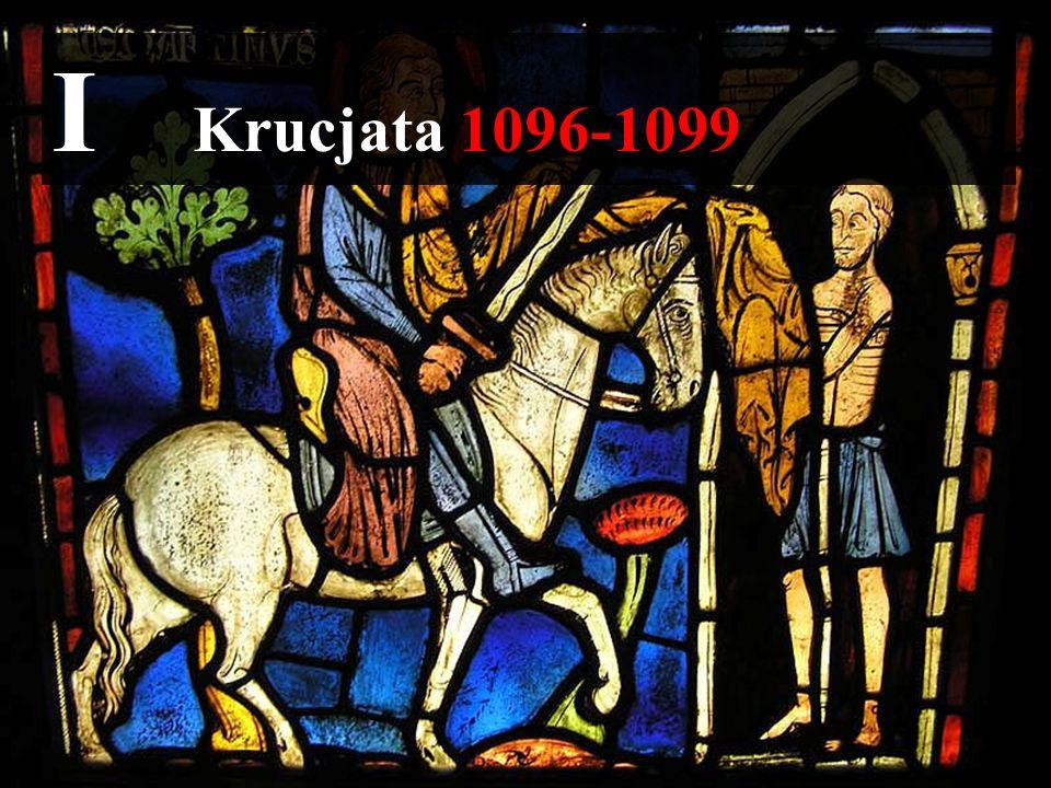 I Krucjata 1096-1099