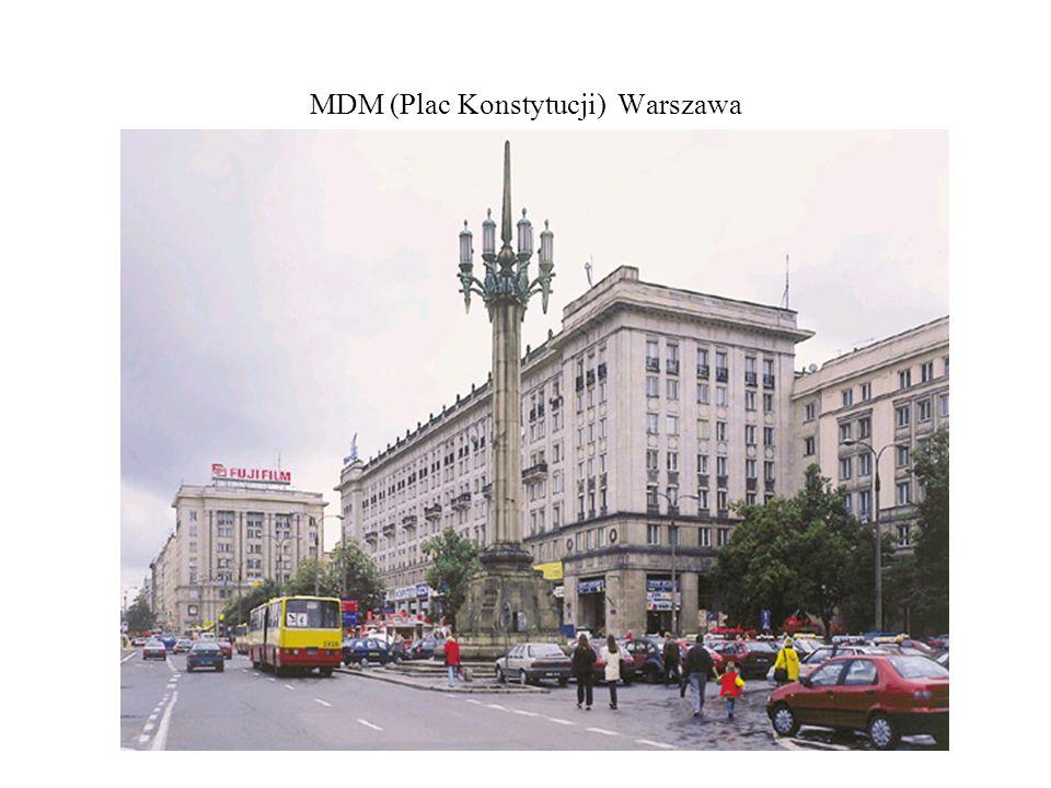 MDM (Plac Konstytucji) Warszawa