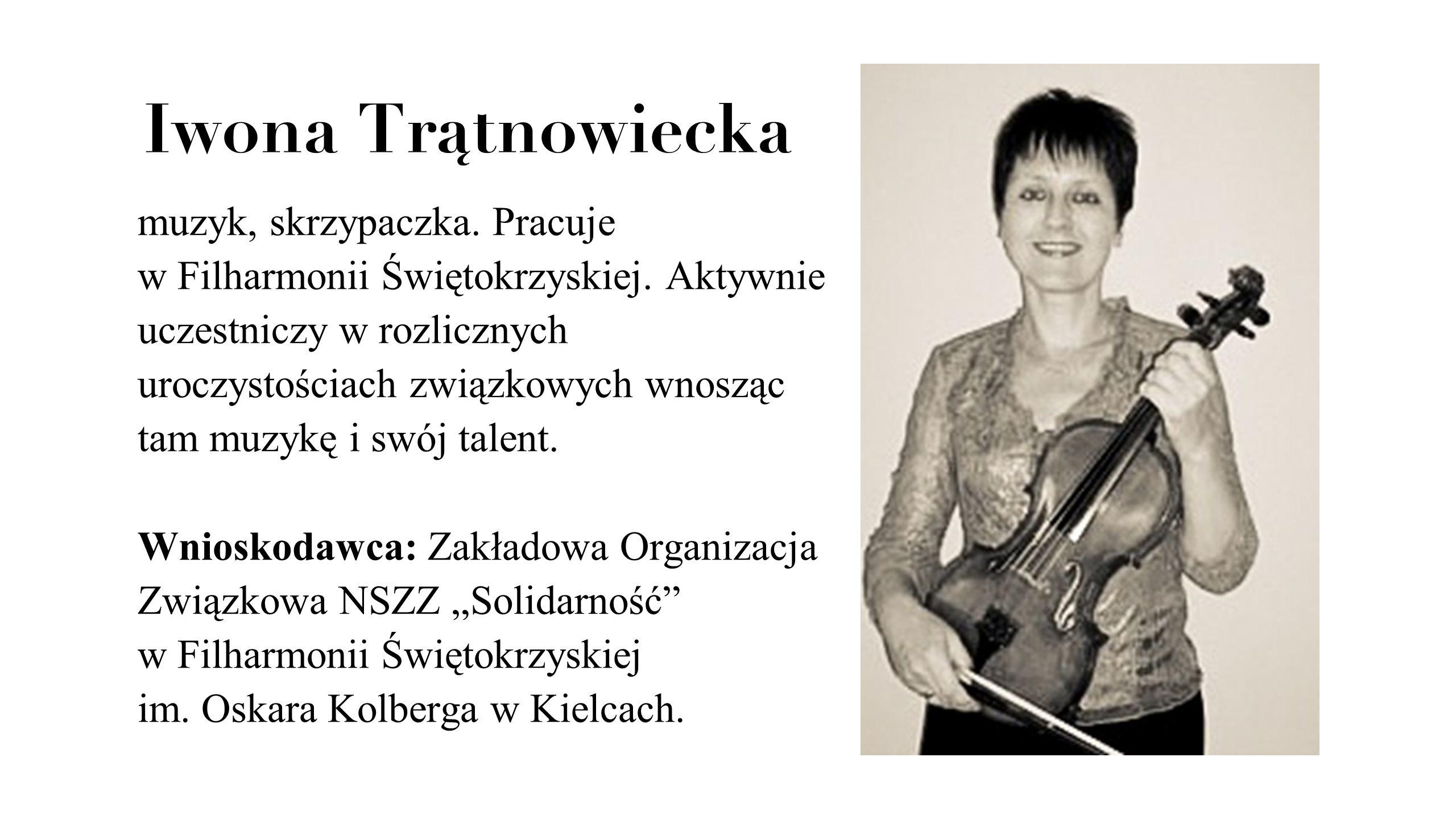 Iwona Trątnowiecka