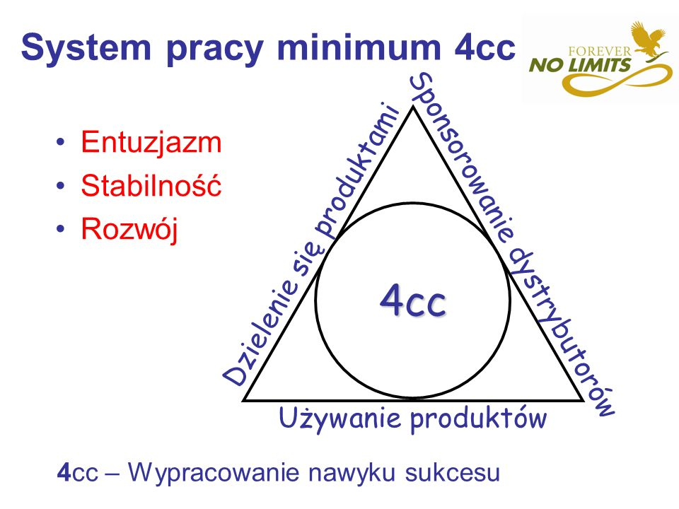 System pracy minimum 4cc
