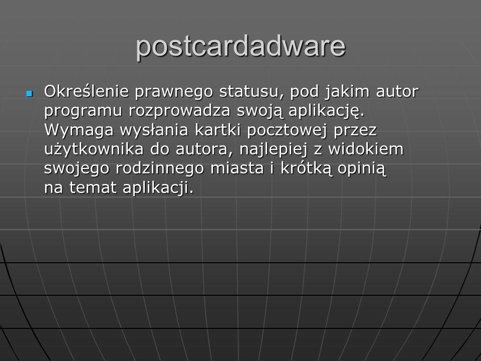 postcardadware