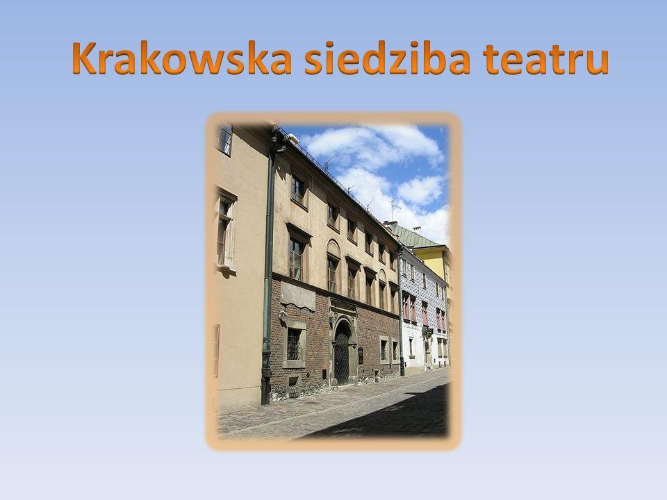 Krakowska siedziba teatru