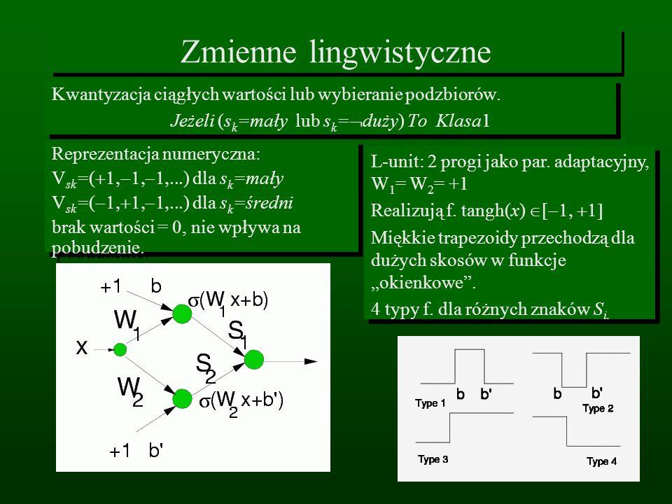 Zmienne lingwistyczne