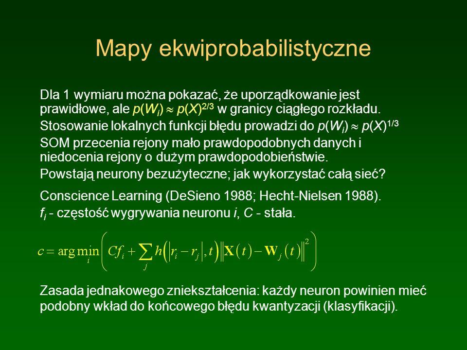 Mapy ekwiprobabilistyczne