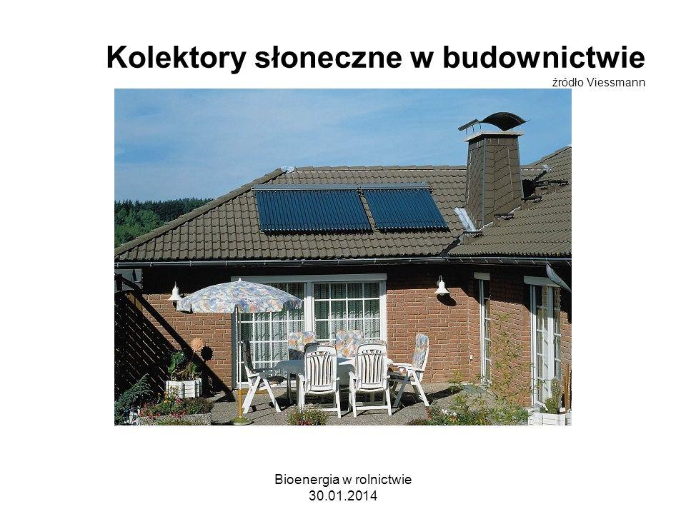 Kolektory słoneczne w budownictwie źródło Viessmann