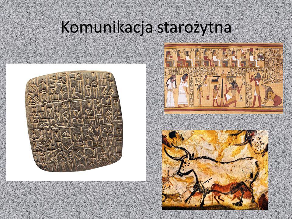 Komunikacja starożytna