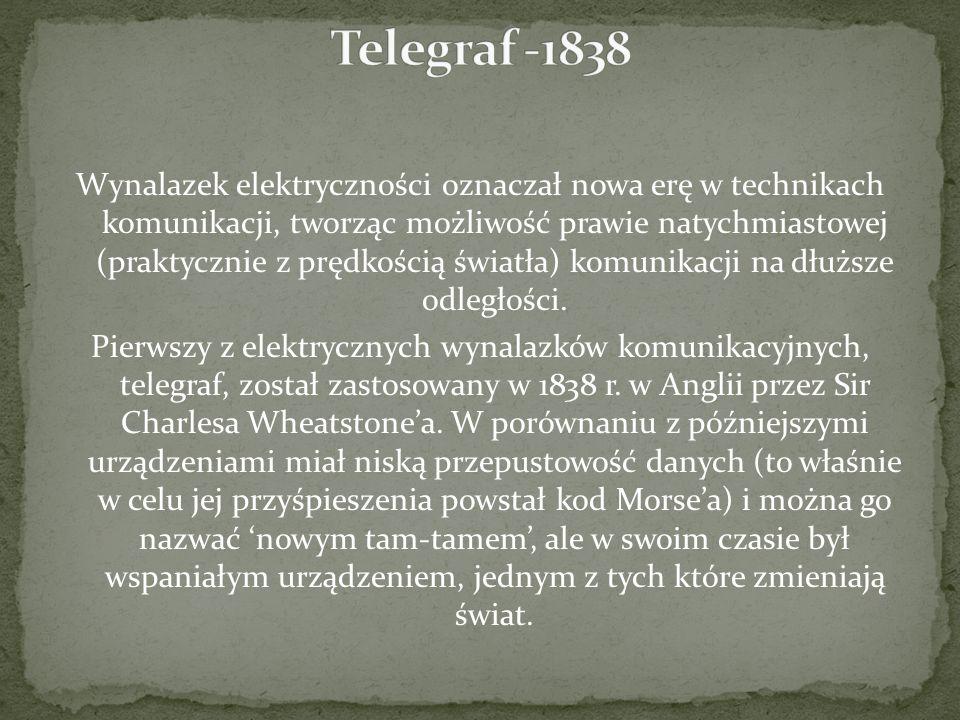 Telegraf -1838