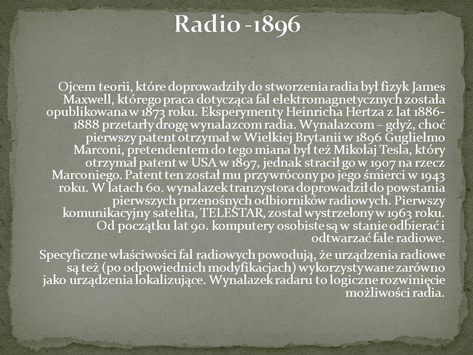Radio -1896