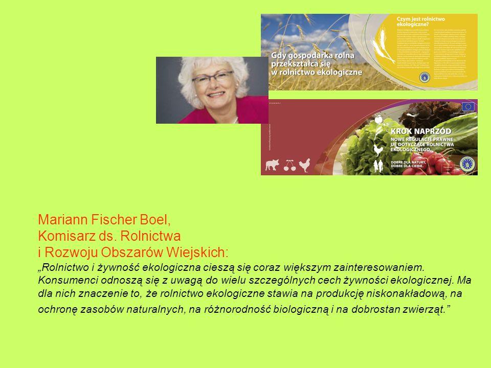 Mariann Fischer Boel, Komisarz ds