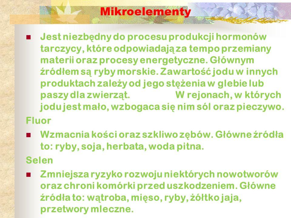 Mikroelementy