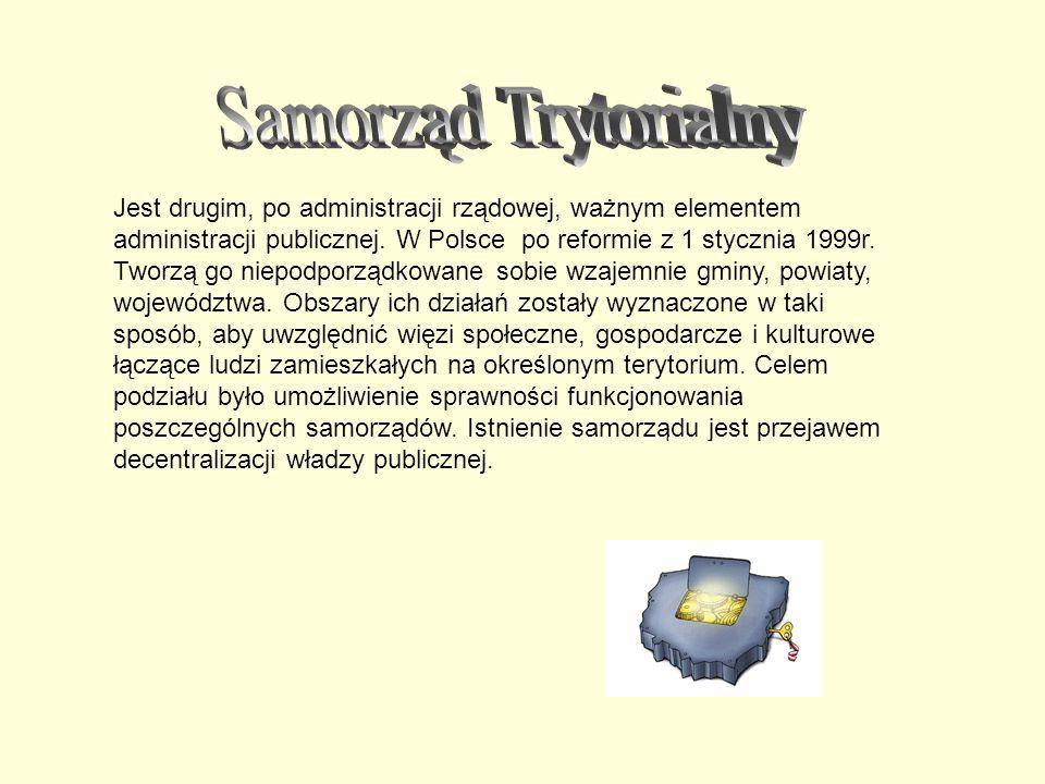 Samorząd Trytorialny