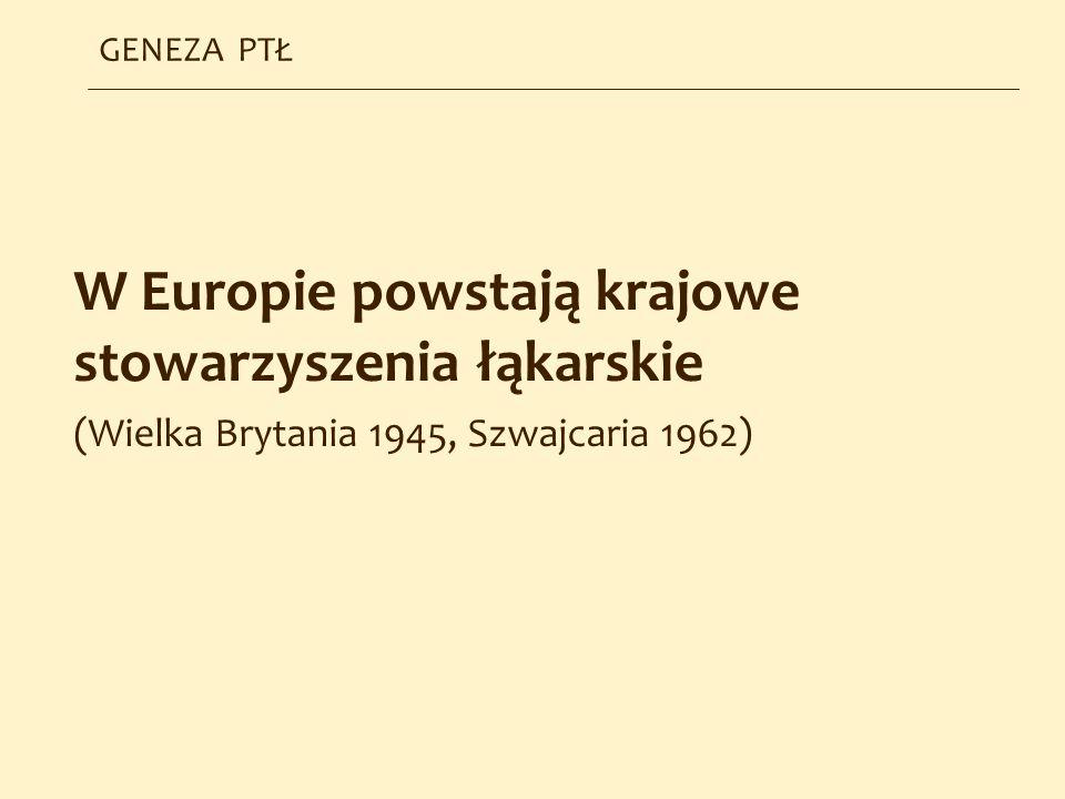W Europie powstają krajowe stowarzyszenia łąkarskie