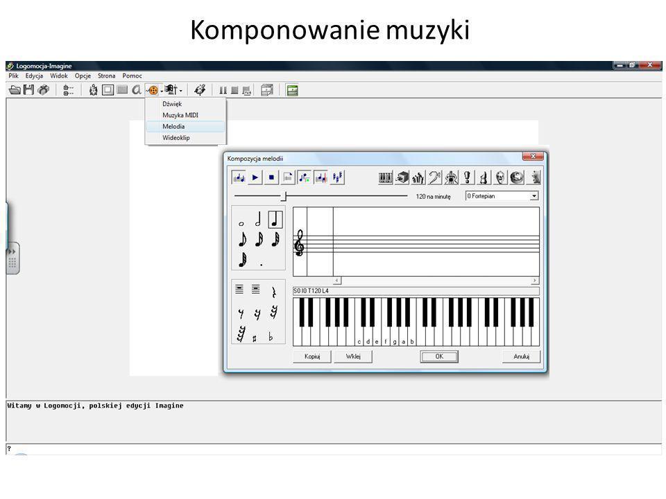 Komponowanie muzyki