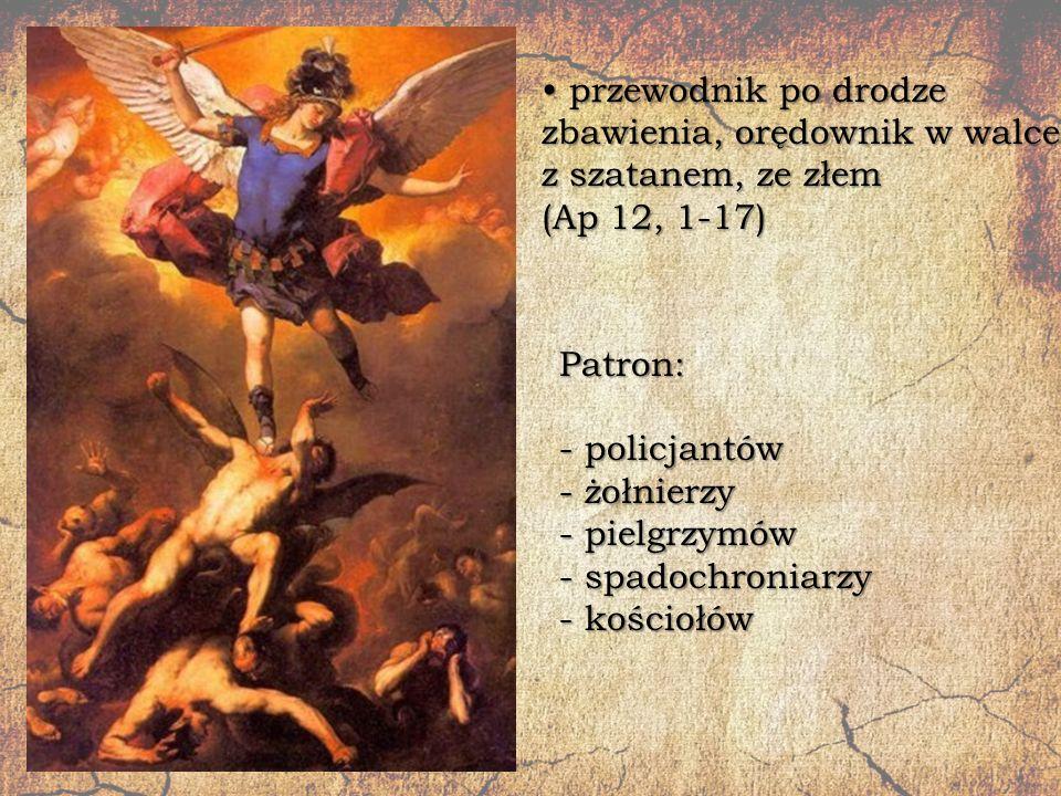 przewodnik po drodze zbawienia, orędownik w walce z szatanem, ze złem (Ap 12, 1-17)