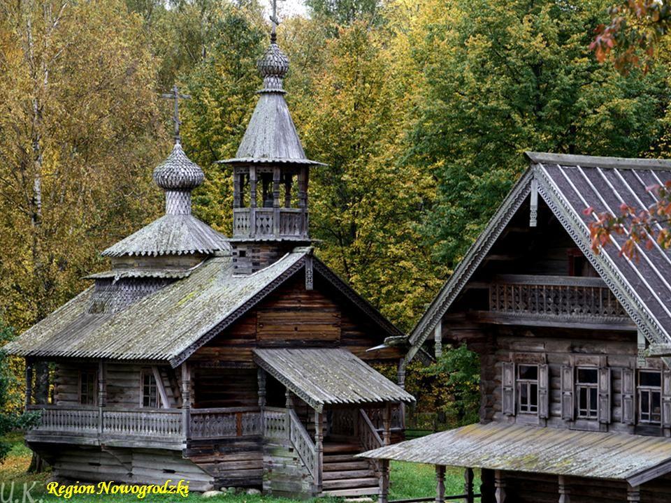 Nowogród – cerkiew św. Trójcy Nowogród Nowogród Region Nowogrodzki