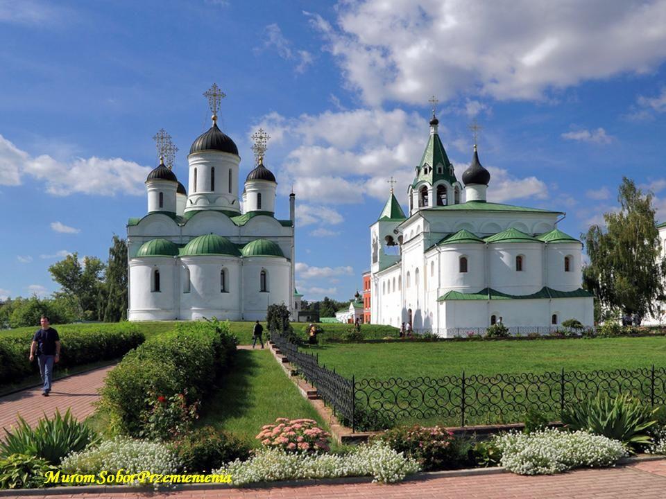 Iwanowsk - cerkiew św. Jana Goritsy – monastyr Kiryło Bełozierski
