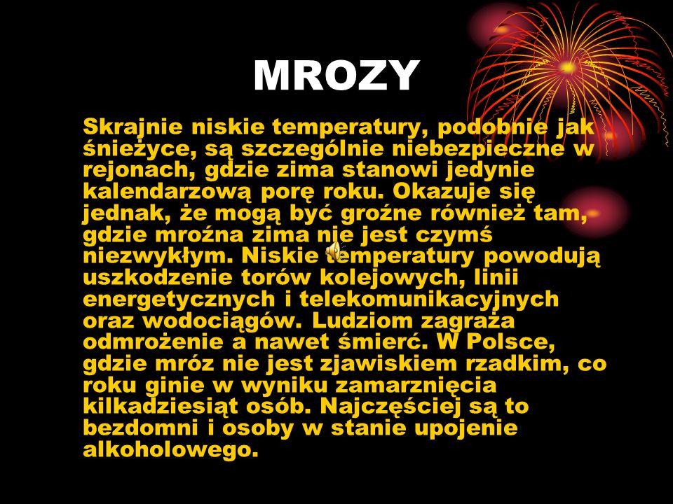 MROZY