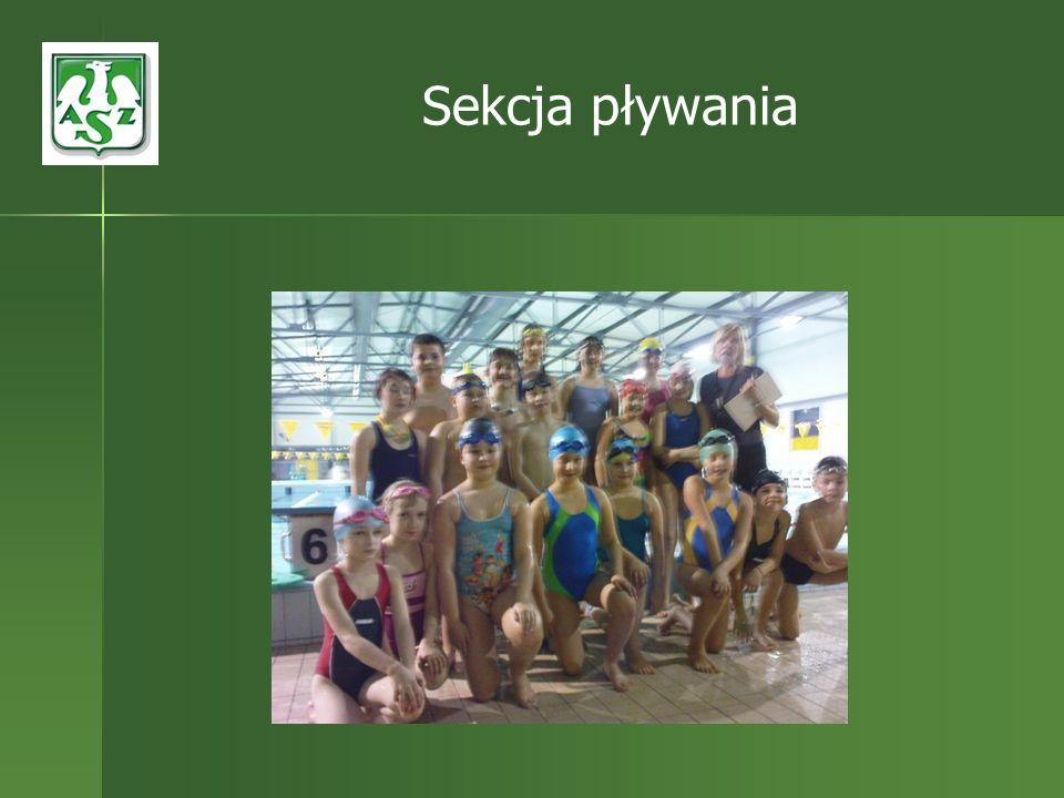 Sekcja pływania