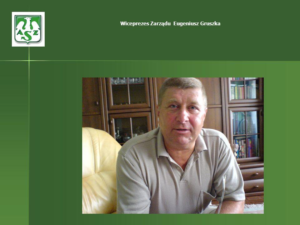 Wiceprezes Zarządu Eugeniusz Gruszka