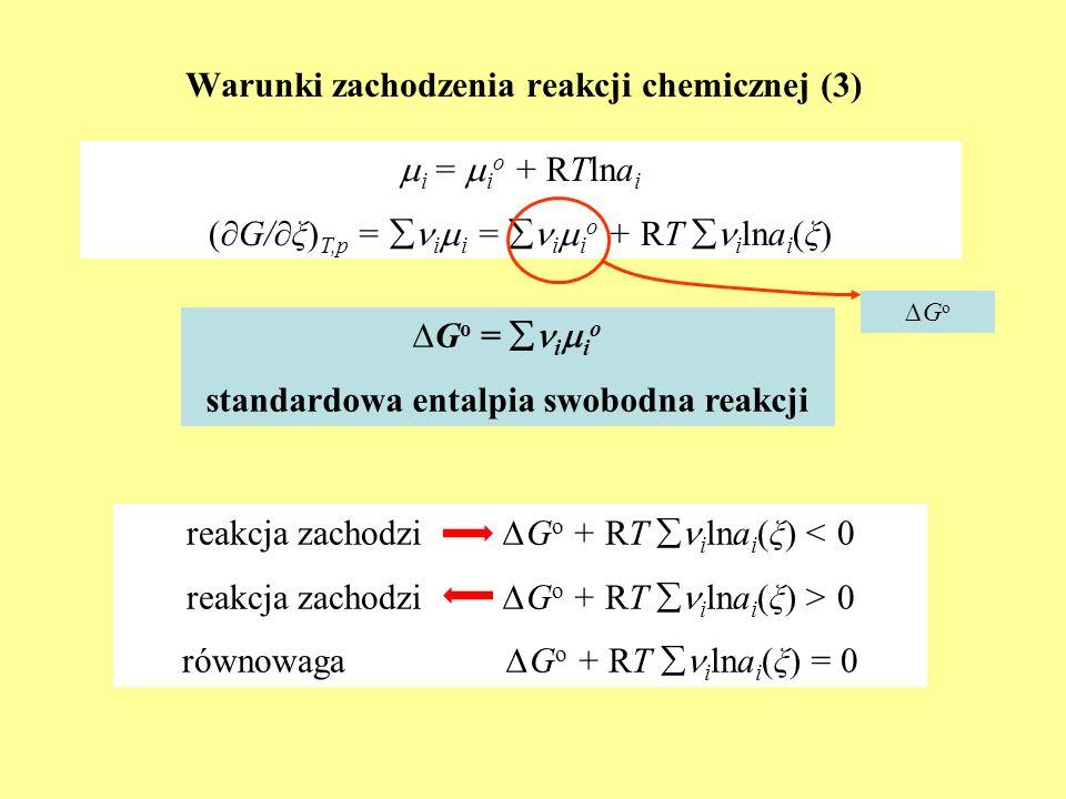 Warunki zachodzenia reakcji chemicznej (3)