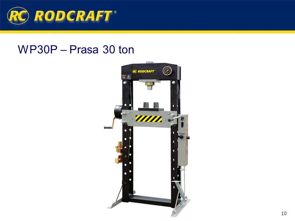 WP30P – Prasa 30 ton