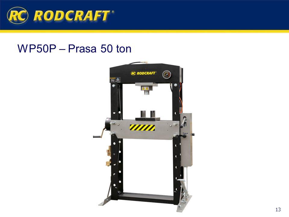 WP50P – Prasa 50 ton