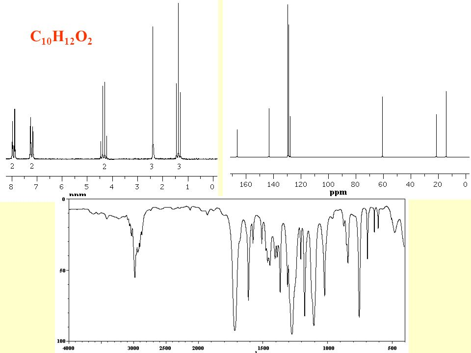 C10H12O2 P-Me-benzoesan etylu