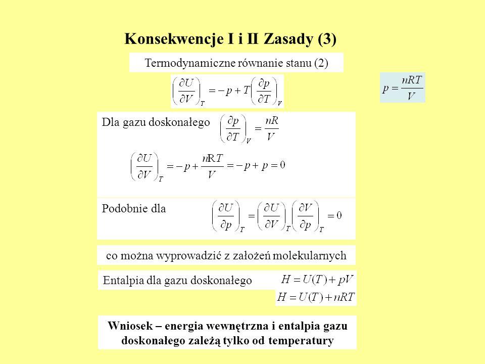 Konsekwencje I i II Zasady (3)