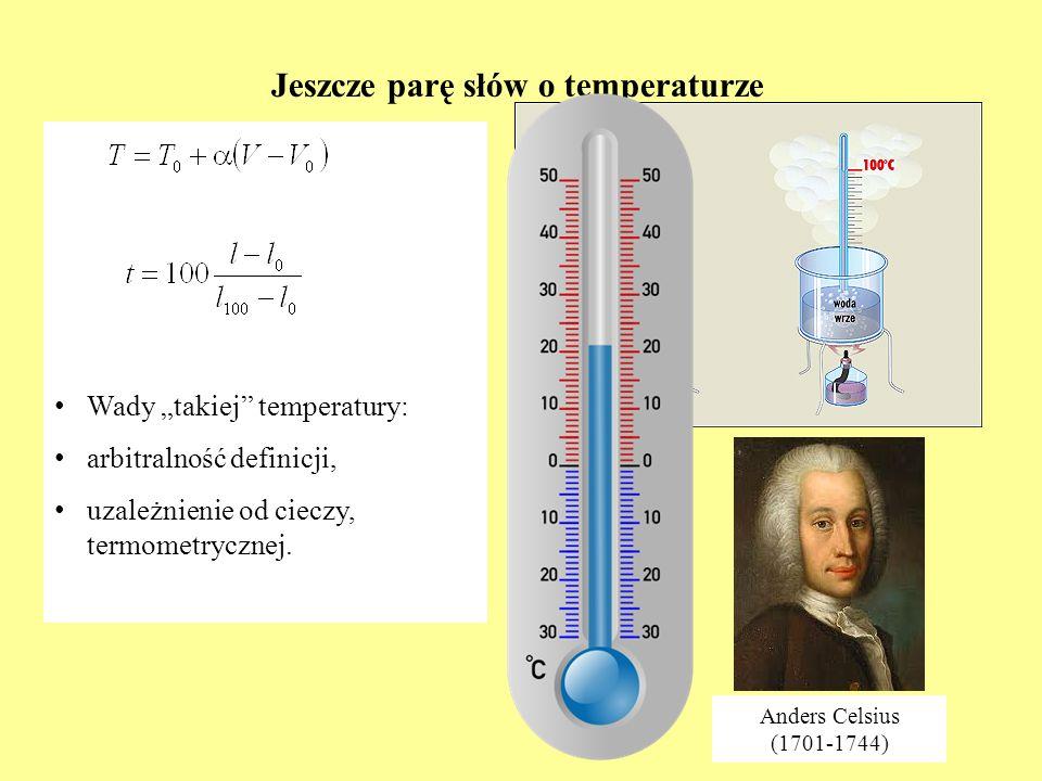 Jeszcze parę słów o temperaturze