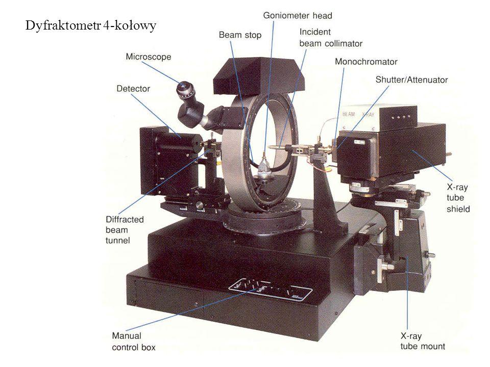 Dyfraktometr 4-kołowy