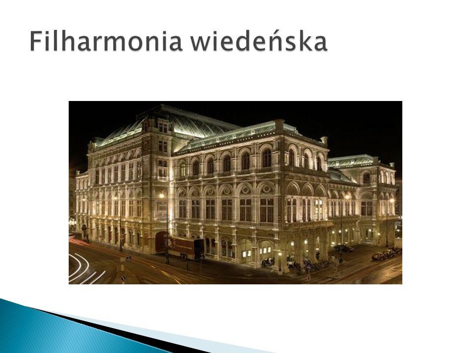 Filharmonia wiedeńska