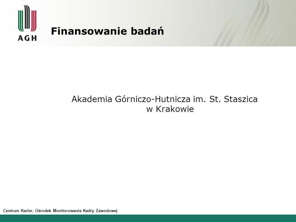 Akademia Górniczo-Hutnicza im. St. Staszica w Krakowie