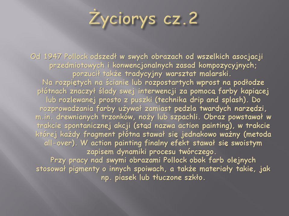 Życiorys cz.2