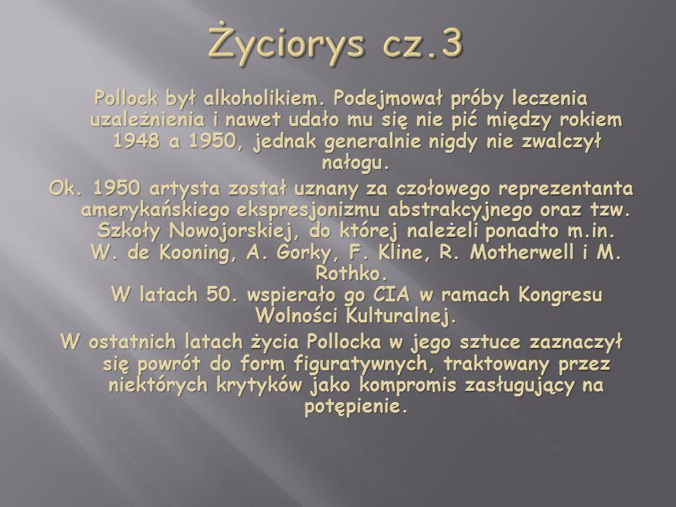 Życiorys cz.3