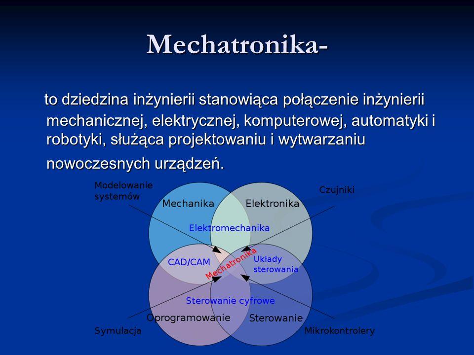 Mechatronika-