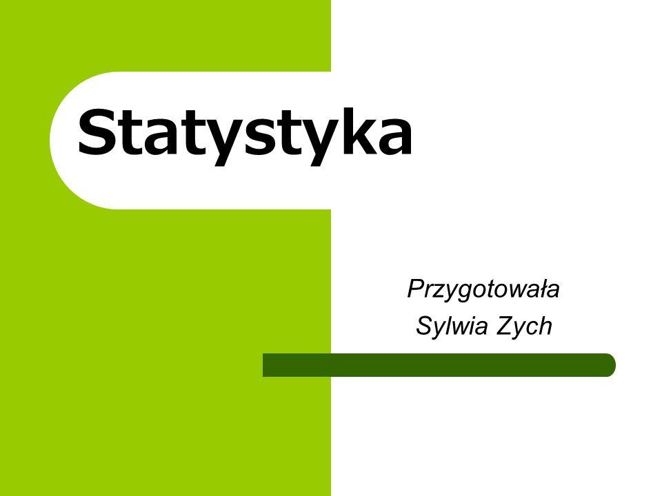 Przygotowała Sylwia Zych